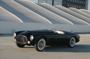 1952 Ferrari 212 225 Barchetta by Touring