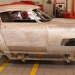 Ferrari Classiche Restoration Facility – Photo Gallery