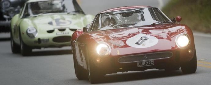 Ferrari GTO - Pebble Beach Tour d'Elegance 2011
