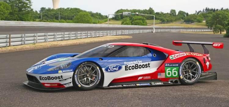 Ford GT Le Mans GTE Pro