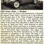 Frazer Nash Targa Florio – Classic Cars for Sale