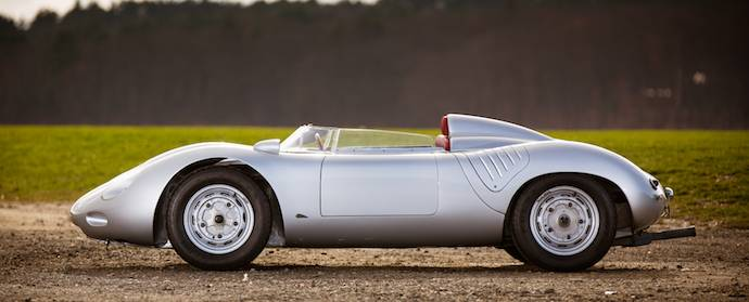 1959 Porsche RSK at Gooding Scottsdale 2013