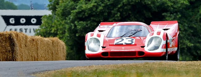 Porsche 917K at Goodwood Festival of Speed 2010