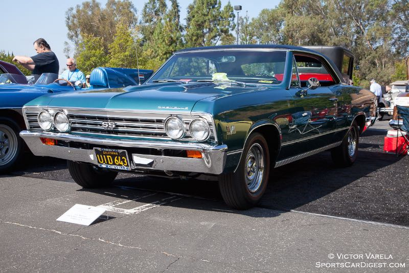 1967 Chevrolet Chevelle - owned by Tim Munyer
