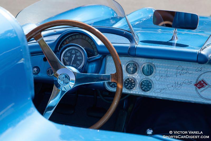 1956 Chevrolet Corvette SR-2 Sebring Racer - owned by Mike Vietro