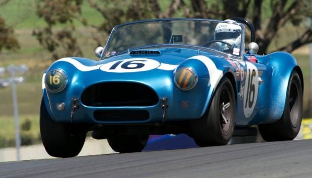 1964 Cobra 289 of Lynn Park - Sonoma Historics