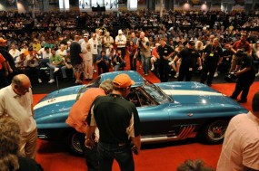 Harley Earl Corvette - Mecum Spring Auction