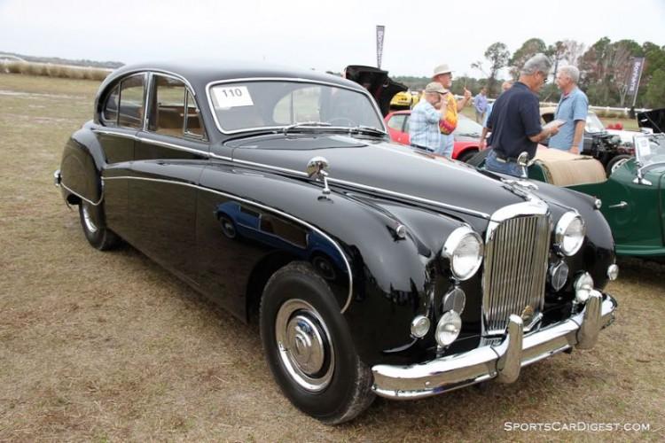 1959 Jaguar Mark IX 4-Dr. Sedan