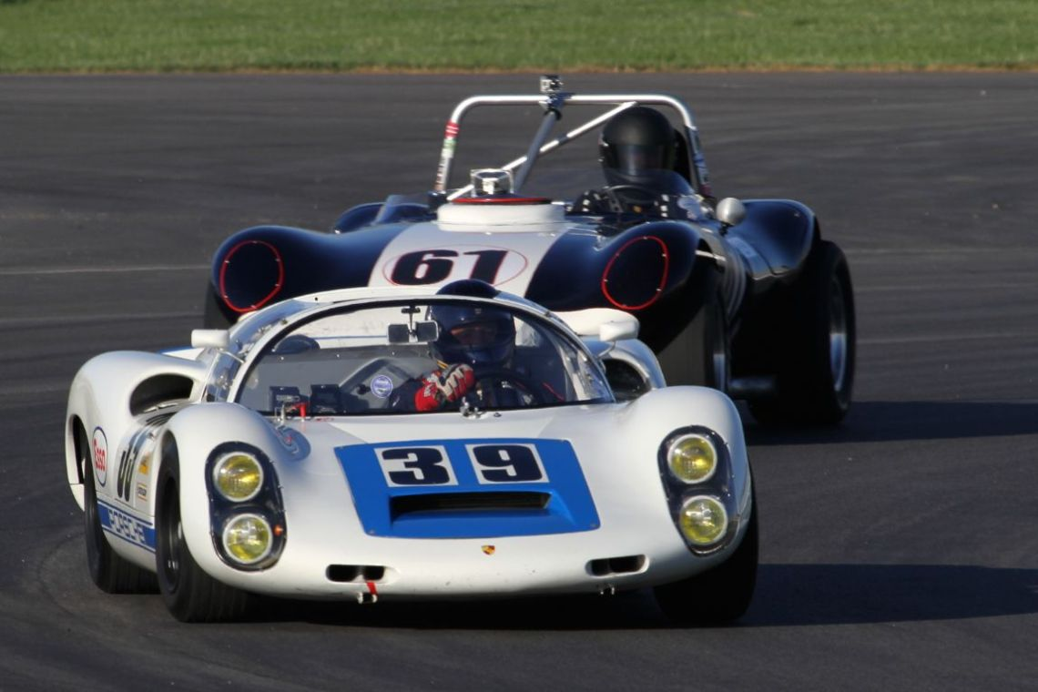 Howard Cherry, 66 Porsche 910