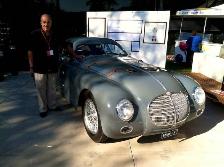 1942 Alfa Romeo 6C 2500 SS picture