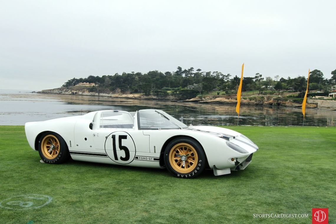 1965 Ford GT/109 Roadster