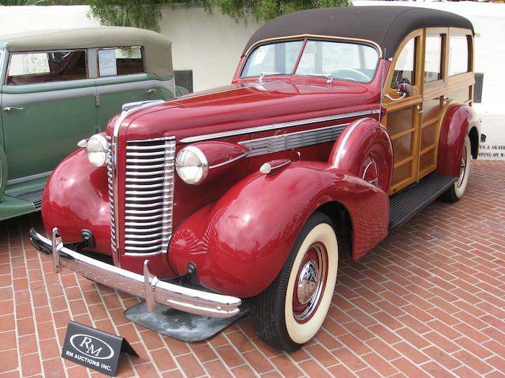 Rm Auctions Sports And Classics Of Monterey 2010 Report