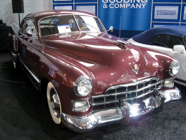 1948 Cadillac Series 62 Sedanette