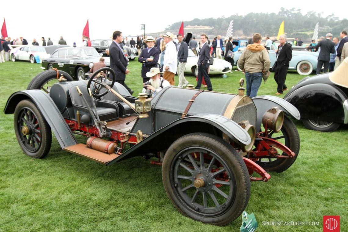 1913 Mercer Model 35 J Runabout