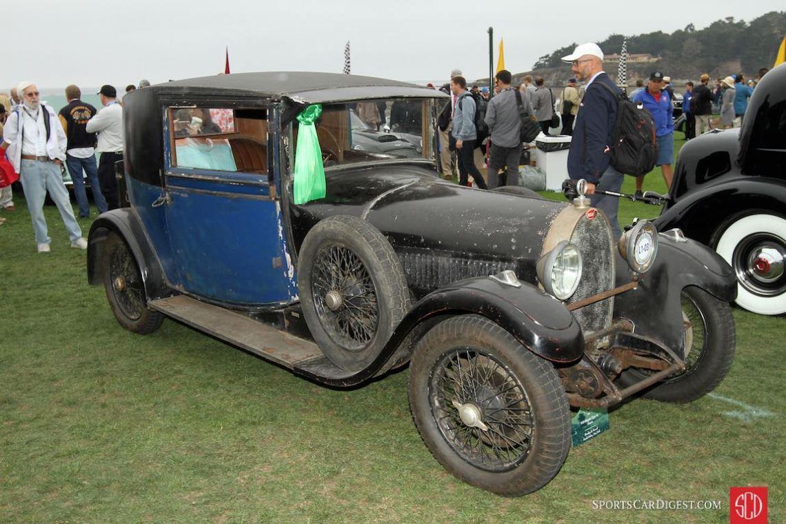 1930 Bugatti Type 44 Fiacre