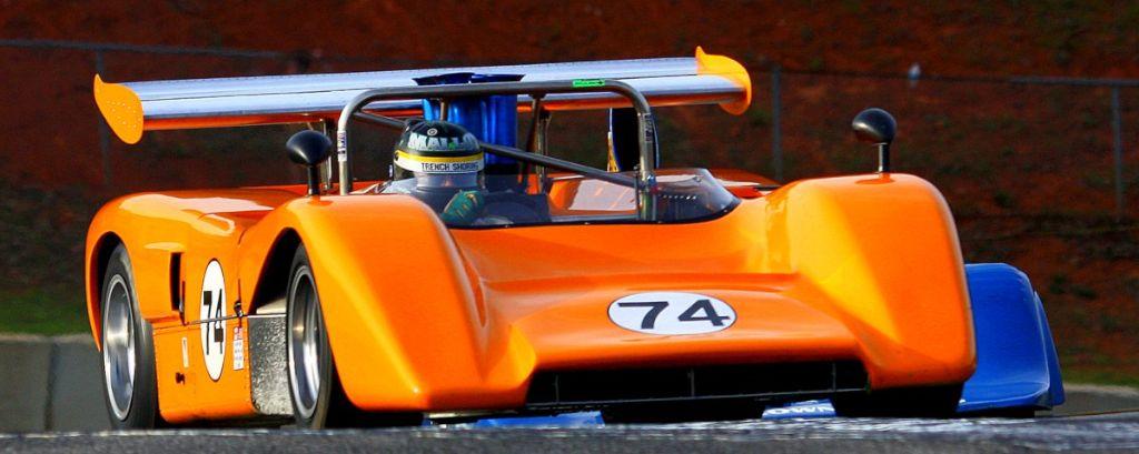 1969 McLaren M8E