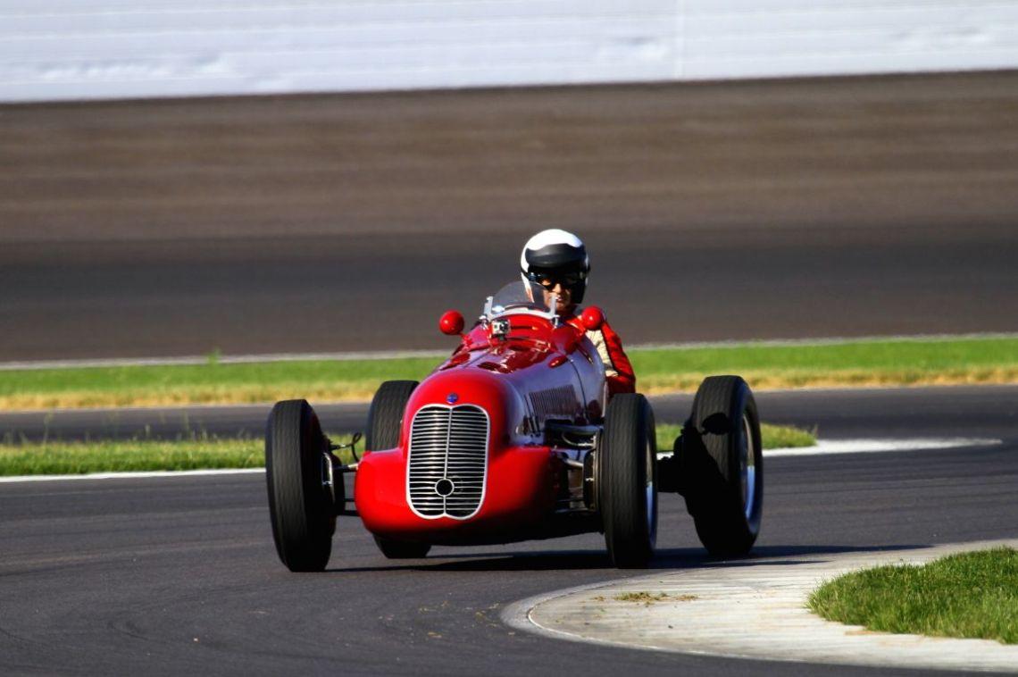 Paddins Dowling, 39 Maserati 4CL