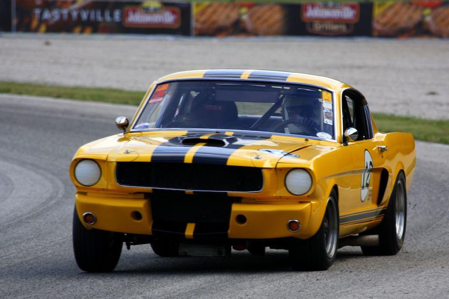 John Safro, 1965 Ford Mustang