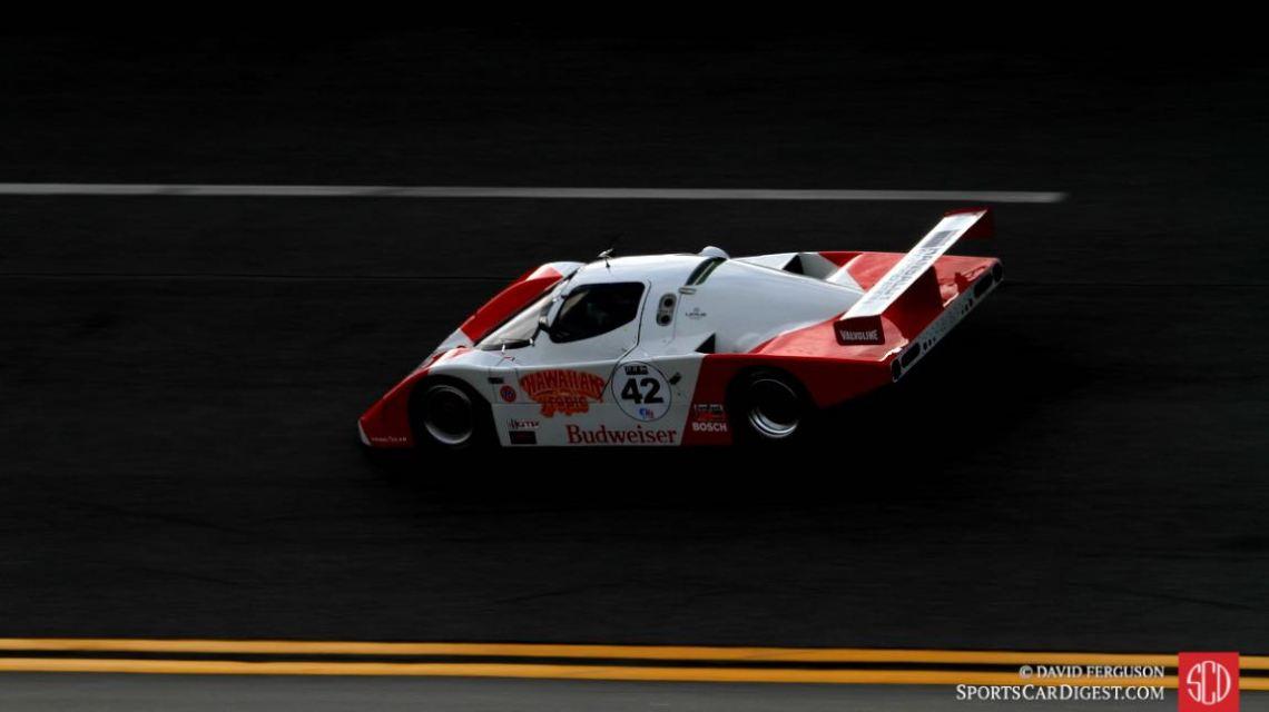 Higgins/Monk, 85 Porsche/Fabcar