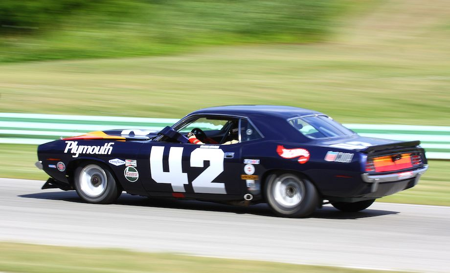 Andy Boone, 1970 AAR Plymouth Cuda