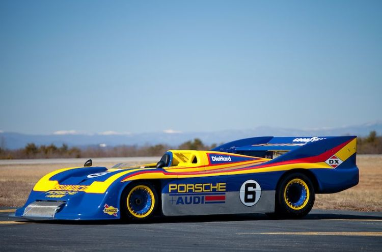 1973 Porsche 917/30 Can-Am Spyder,