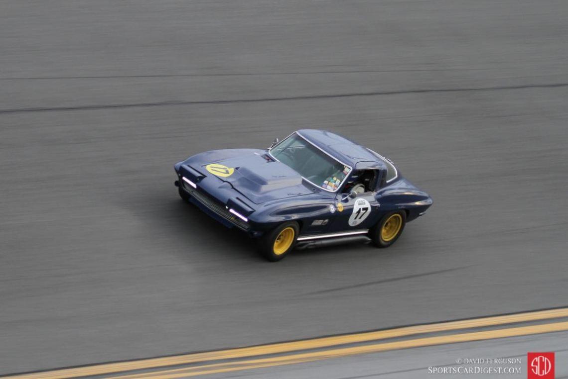 Trenery/Trenery 64 Corvette