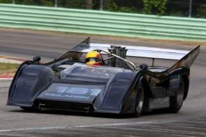 McLaren M8F at Road America