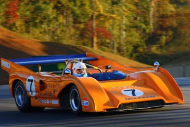 McLaren M8F at SVRA Road Atlanta Season Finale