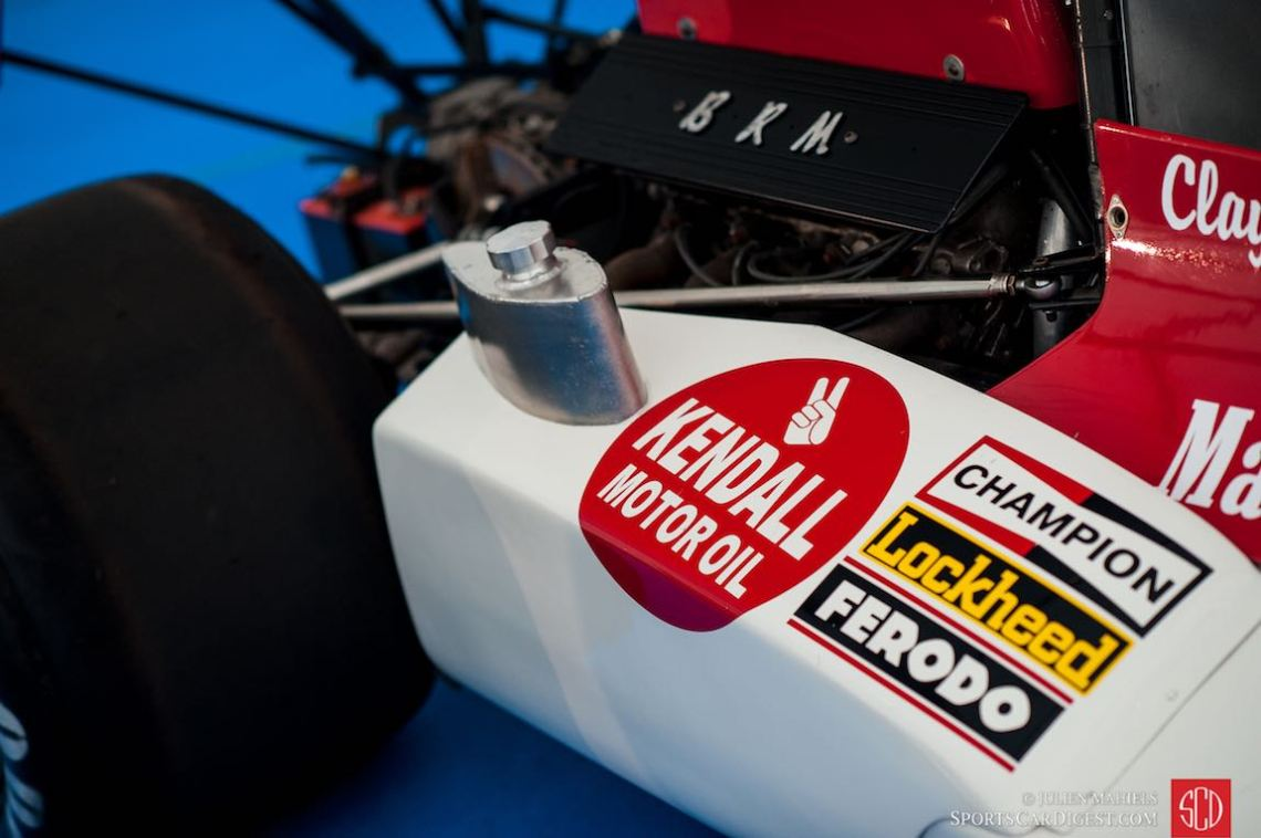 Oldtimer Grand Prix 2015 - Behind the Scenes