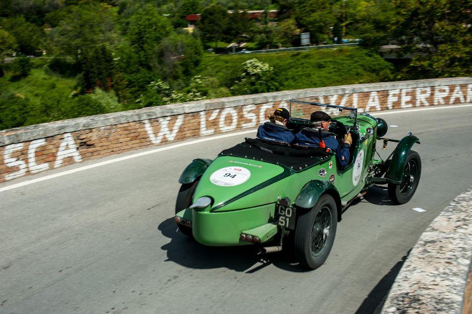 1931 Talbot 105 Team Car