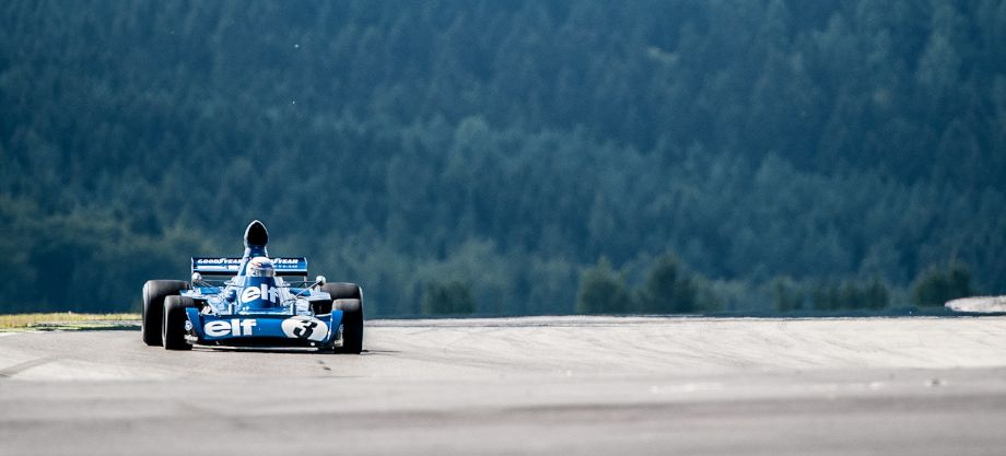Tyrrell 006 F1