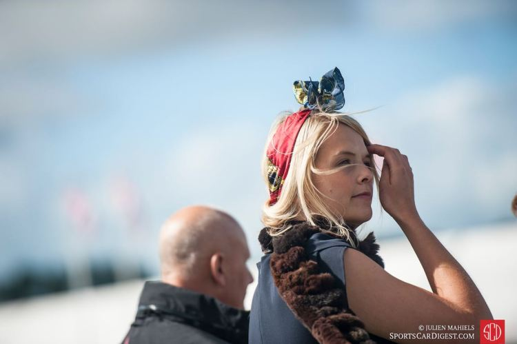 People of the 2015 Goodwood Revival