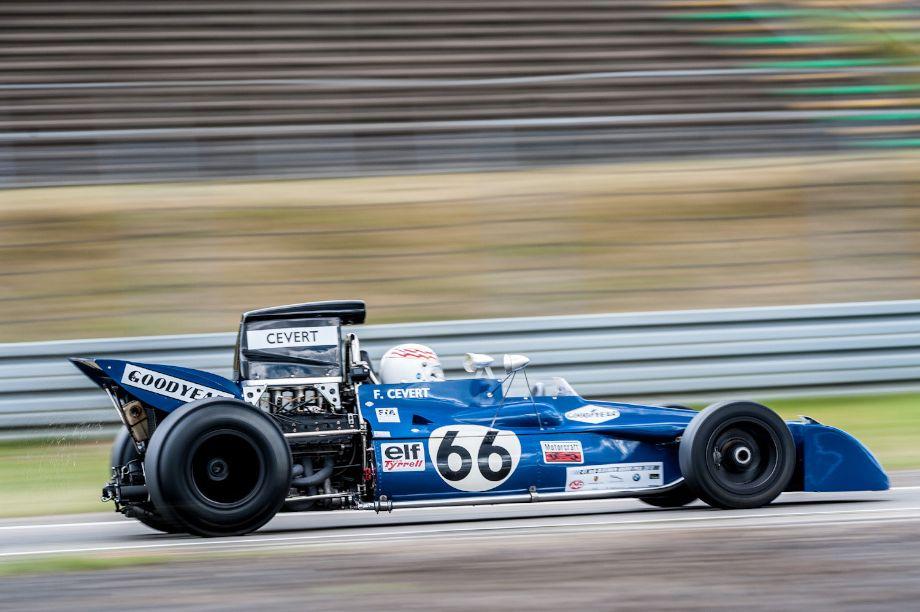 1971 Tyrrell 002