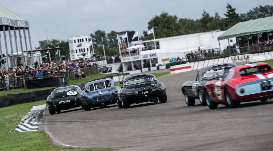 Royal Automobile Club Tourist Trophy Celebration