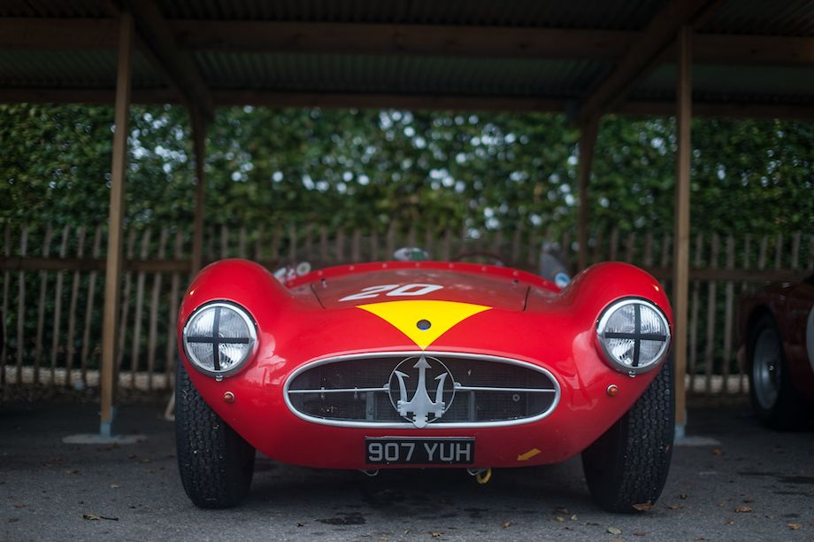 Goodwood Revival 2013 - Off-Track Picture Gallery