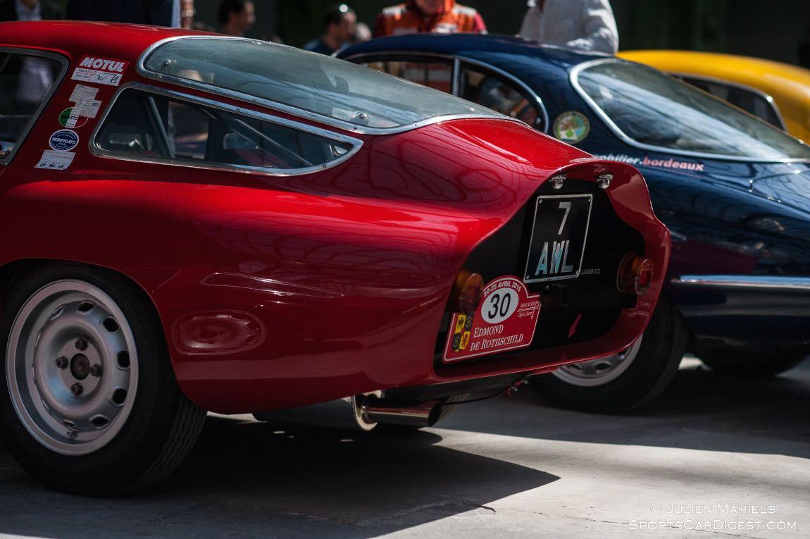 Tour auto rally 2015 photo gallery for Garage alfa romeo paris