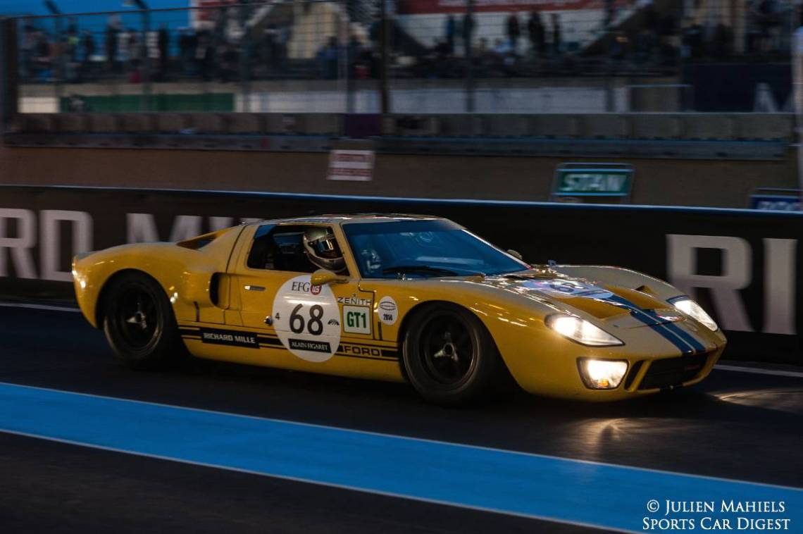 Behind the Scenes at Le Mans Classic 2014