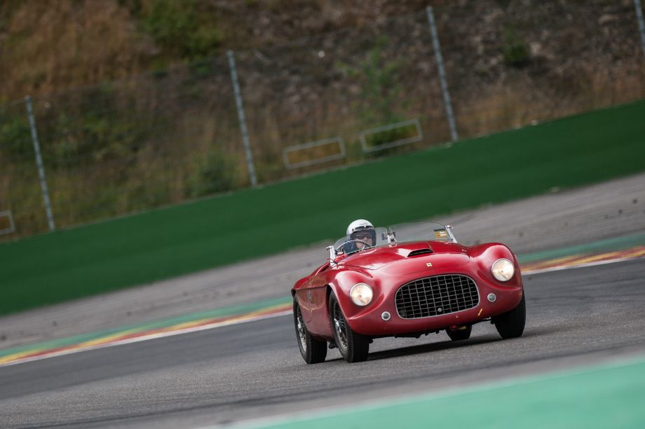 Ferrari 166 MM Barchetta
