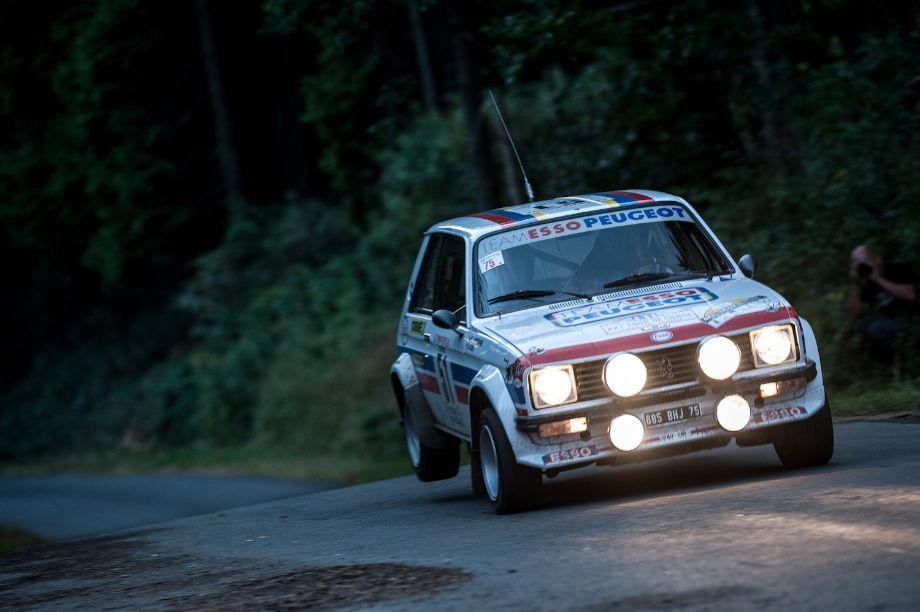 1977 Peugeot 104 ZS