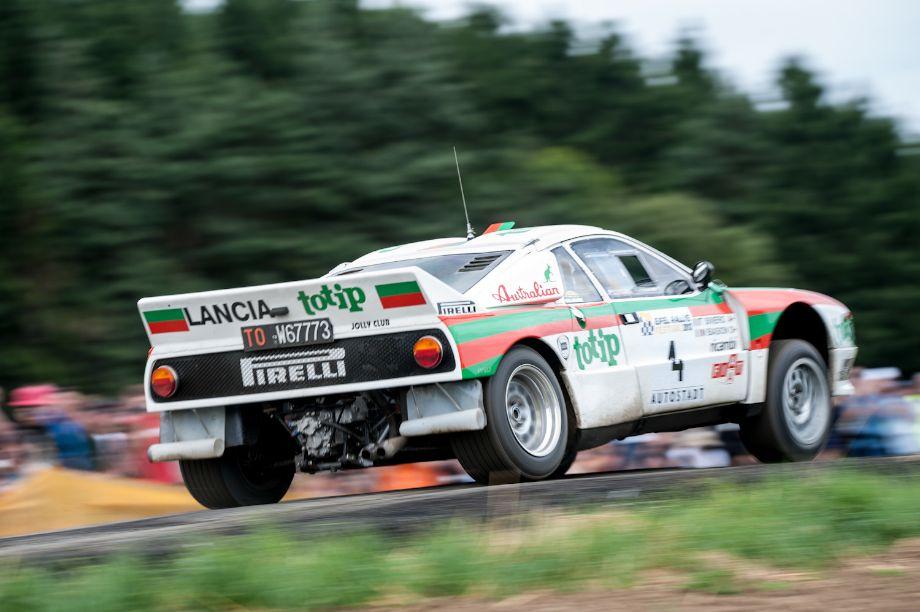 1984 Lancia Rally 037