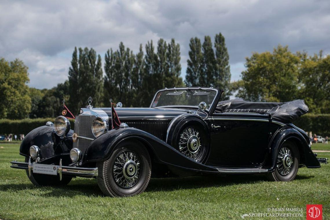 1935 Mercedes-Benz 500 K