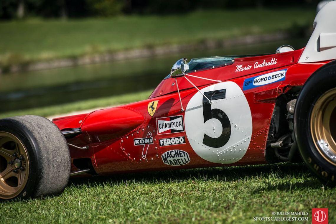 1971 Ferrari 312 B2