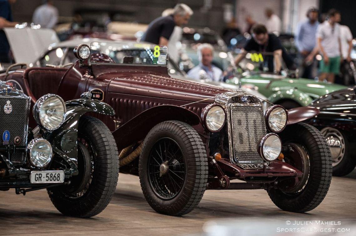 1930 OM 665 SS MM Superba 2200