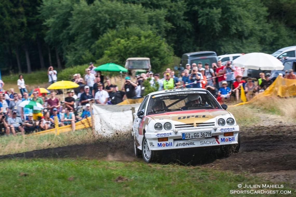 1983 Opel Manta B 200