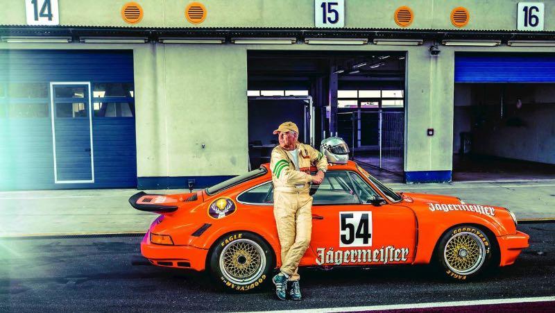 Eckhard Schimpf, Porsche 911 RSR 3.0, Oschersleben, 2016, Porsche AG
