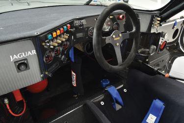 Jaguar XJR-9 Interior