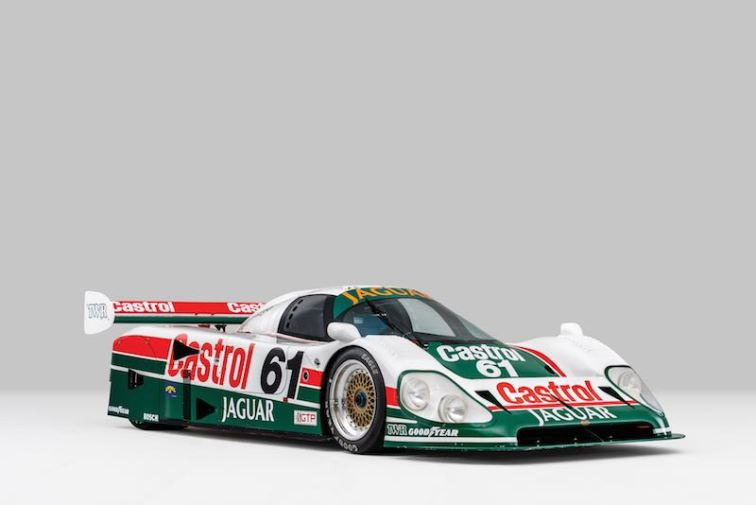 Jaguar XJR-9 Main