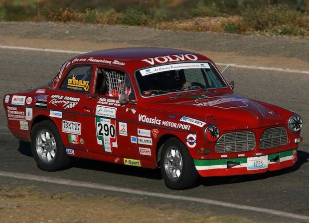 Volvo of Richard Bailey and Nate Wilson