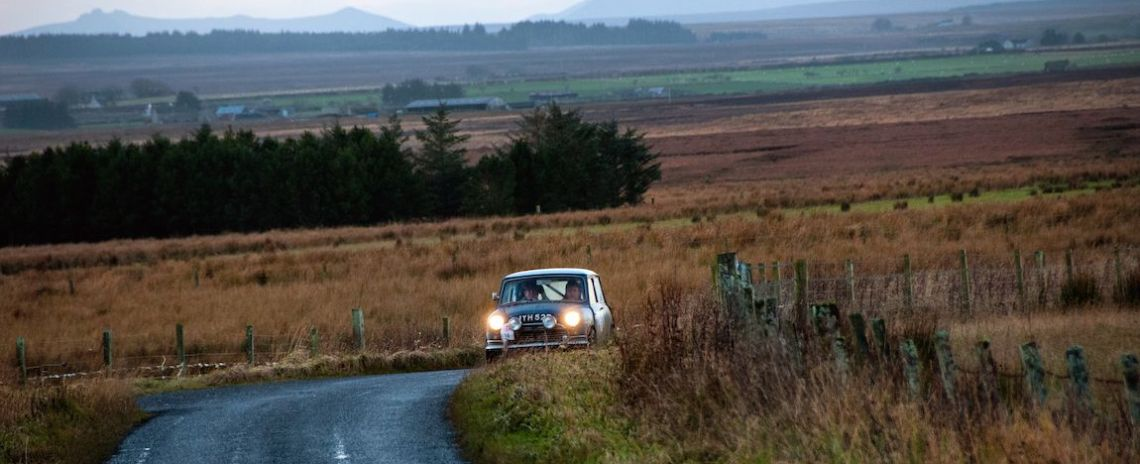 Le Jog Rally 2015 - Photos, Results, Report