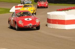 Liz Halliday - Alfa Romeo SZ